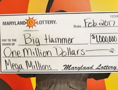 Lottery Ticket Wins $1M On Mega Millions